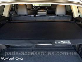 Toyota Highlander 2014-16 полка шторка в багажник новая оригинал