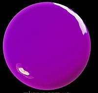Гель-лак для ногтей SALON PROFESSIONAL № 218. Цвет-ярко фиолетовый эмаль.