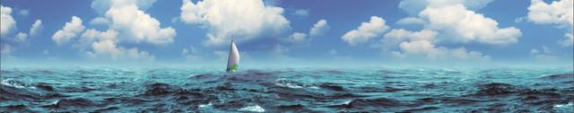изображение шторма для фартука