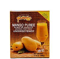 Пюре манго без цукру Philippine Brend 500 г