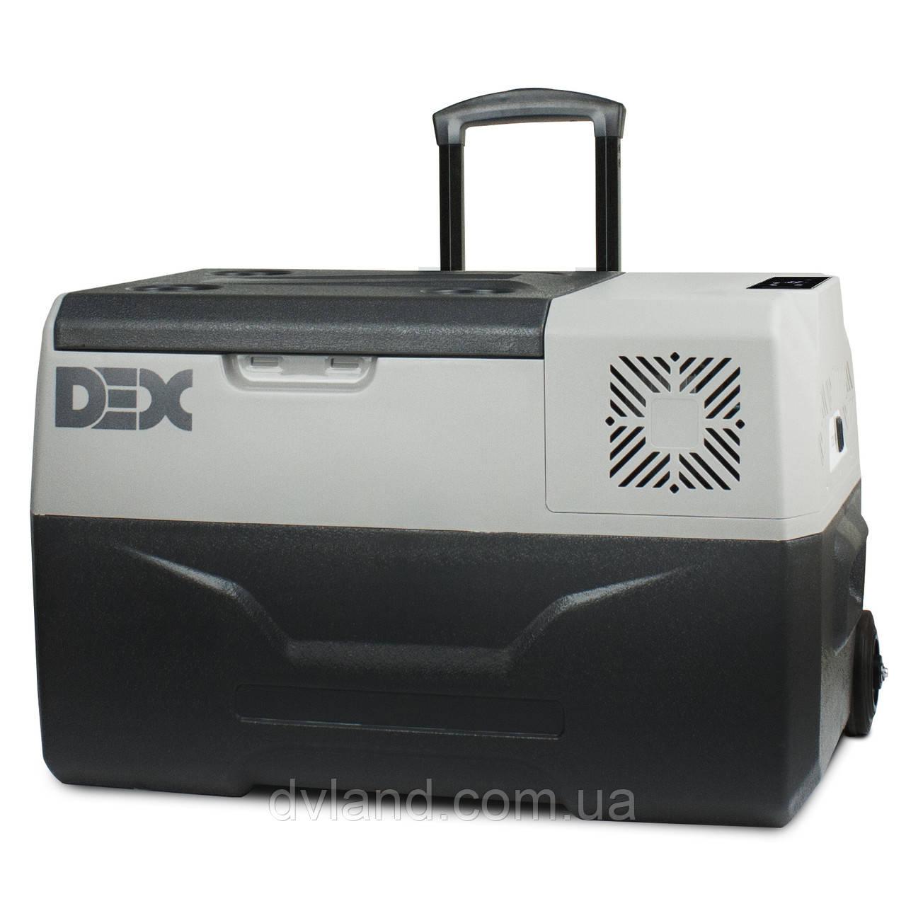 Автохолодильник-морозильник DEX CX-30 30л Компрессорный