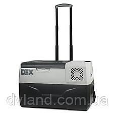 Автохолодильник-морозильник DEX CX-30 30л Компрессорный, фото 2