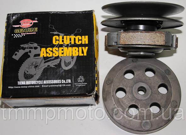 Вариатор задний YABEN-60 см3 полный комплект заводской , фото 2