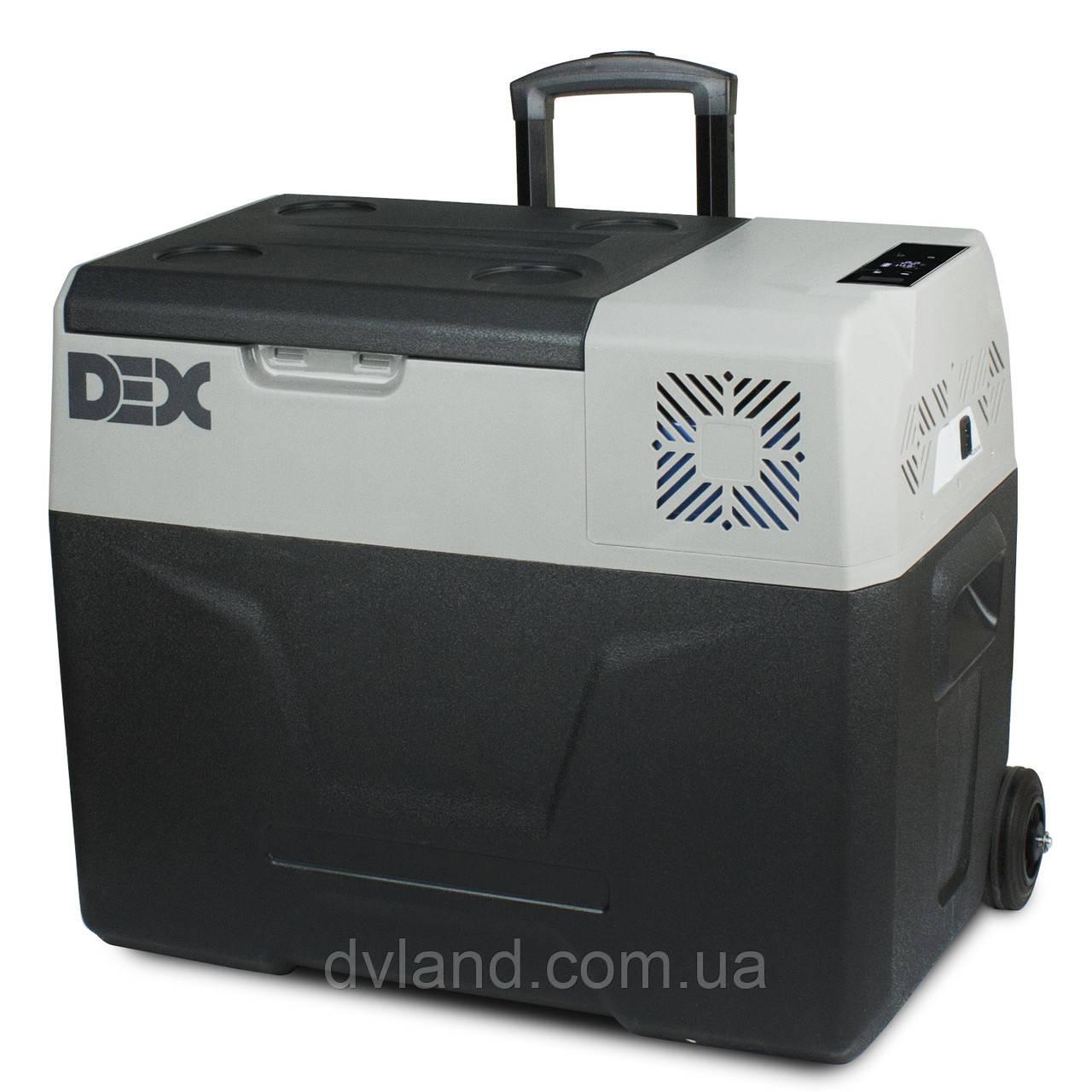 Автохолодильник-морозильник DEX CX-40 39л Компрессорный