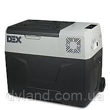 Автохолодильник-морозильник DEX CX-40 39л Компрессорный, фото 3