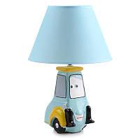 TP-021 E14 BL Настольная лампа для детской с абажуром