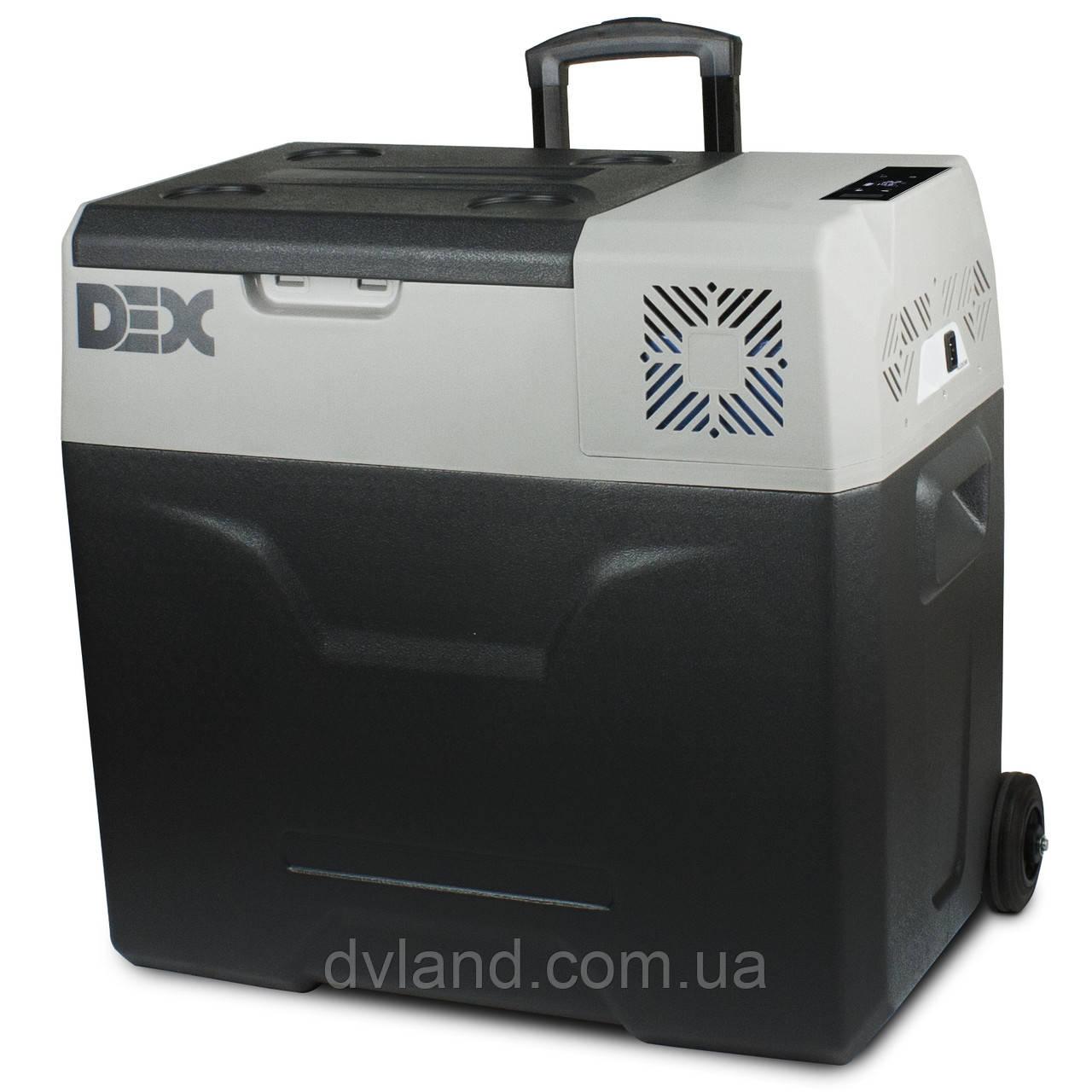 Автохолодильник-морозильник DEX CX-50 50л Компрессорный
