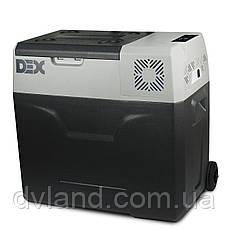 Автохолодильник-морозильник DEX CX-50 50л Компрессорный, фото 3