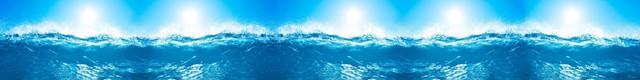 изображение толщи моря для фартука