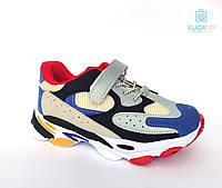 Кросівки для хлопчиків Clibbe різнокольорові 26-31р.
