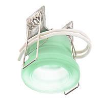 HDL-G89 GREEN светильник точечный маленький