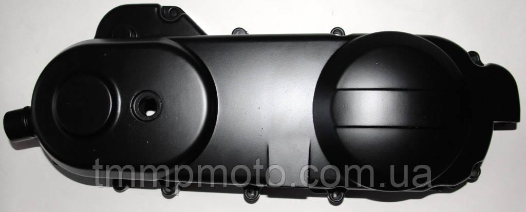 Кришка варіатора 4т YABEN-50/60/80 см3 довга чорна 43см, фото 2