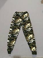 Комуфляжные спортивные штаны для  мальчика 52,  60, 68, 72 размеры