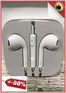 Проводные наушники для телефона Android Iphone 5S 5C 6S 4 earPods