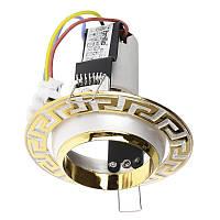 RO-50E PS/G светильник точечный поворотный