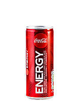 "Напій ""Coca Cola Energy"" 250 мл"