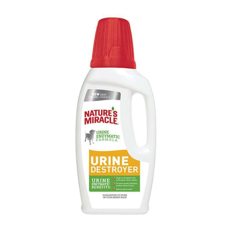 Nature's Miracle (Нейчерс Міракл) Urine Destroyer - Знищувач плям і запахів сечі собак 473