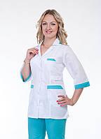 "Медицинский костюм женский ""Health Life"" х/б 2273"