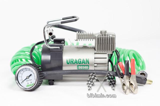 Автокомпрессор URAGAN 90140