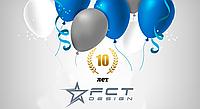 10 ЛЕТ КОМПАНИИ FCT DESIGN