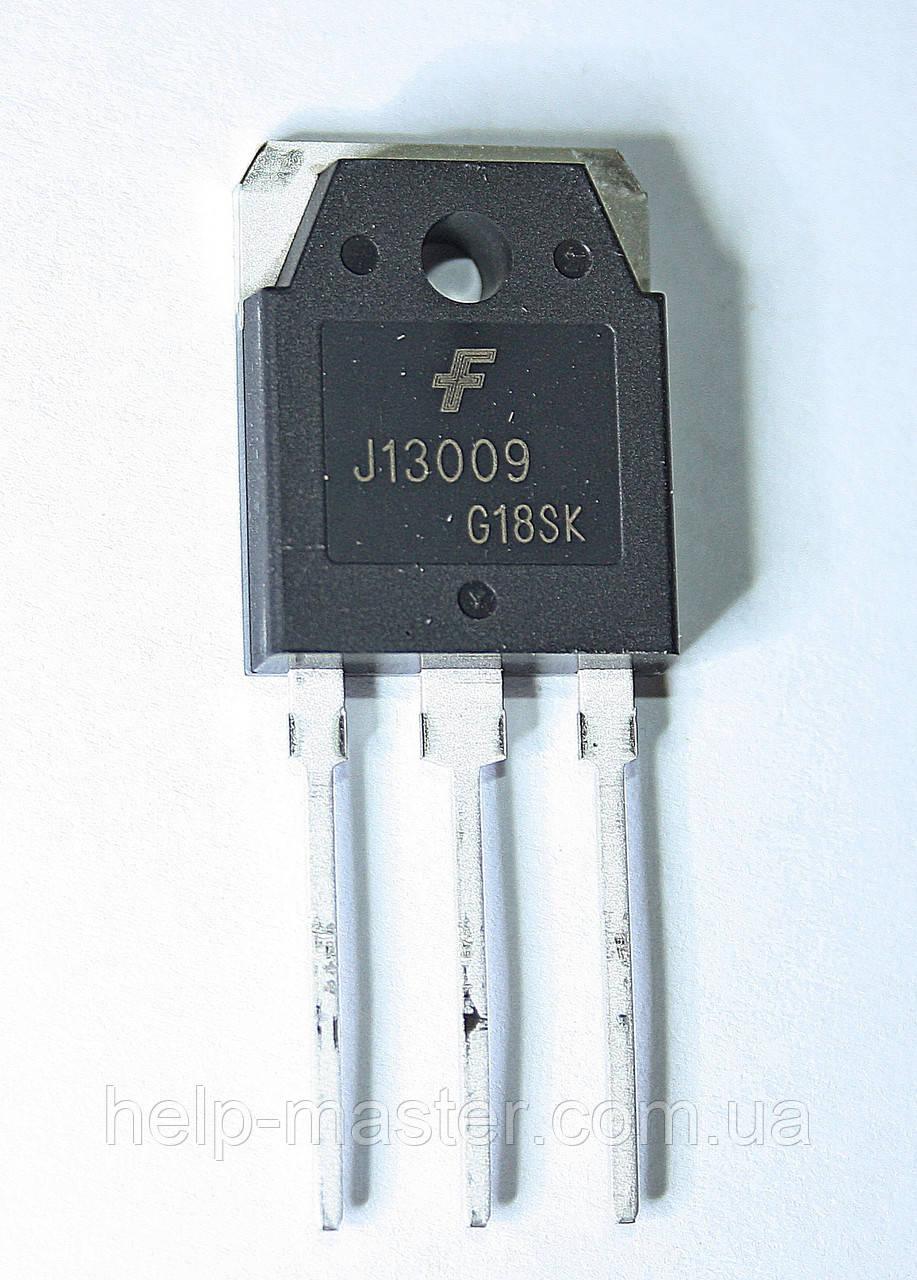 Транзистор FJA13009 (TO-3P)