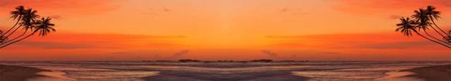 картинка заката на море для фартука 9