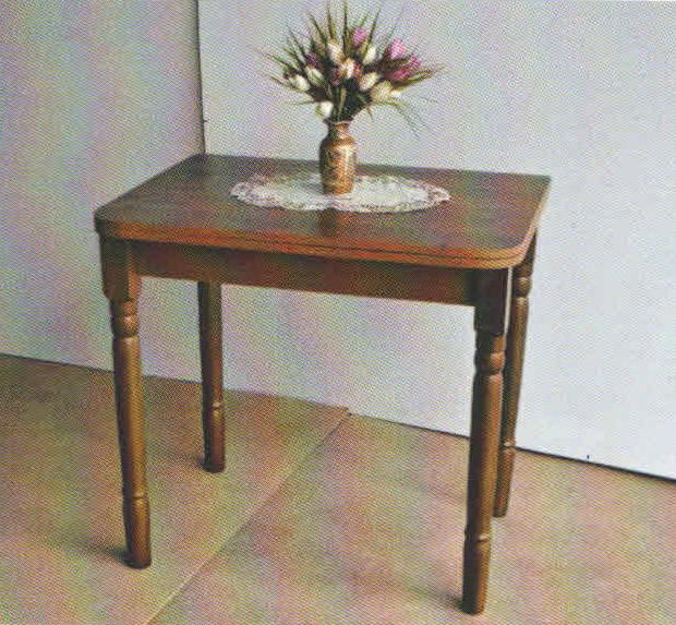 Кухонный стол раскладной Барвинок