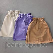 Юбка джинсовая резинка., фото 2