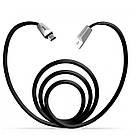 Шнур USB Cable Hoco X4 Zinc Alloy Rhombic Type-C 1.2m, фото 4