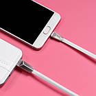 Шнур USB Cable Hoco X4 Zinc Alloy Rhombic Type-C 1.2m, фото 8