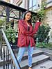 Пиджак женский модный Б417 Ол, р.42-48 уни, фото 3