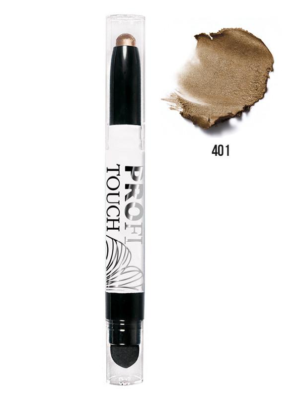 Кремові тіні-олівець STIK Eyeshadow Profi Touch 401