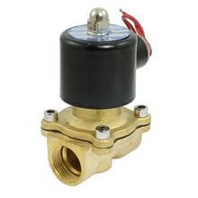 """Клапан електромагнітний 2W-15O, 1/2"""", до 80 С"""