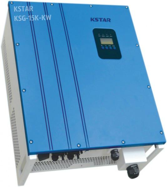Сетевой солнечный инвертор KSTAR KSG-15K-KW 16500 ВА