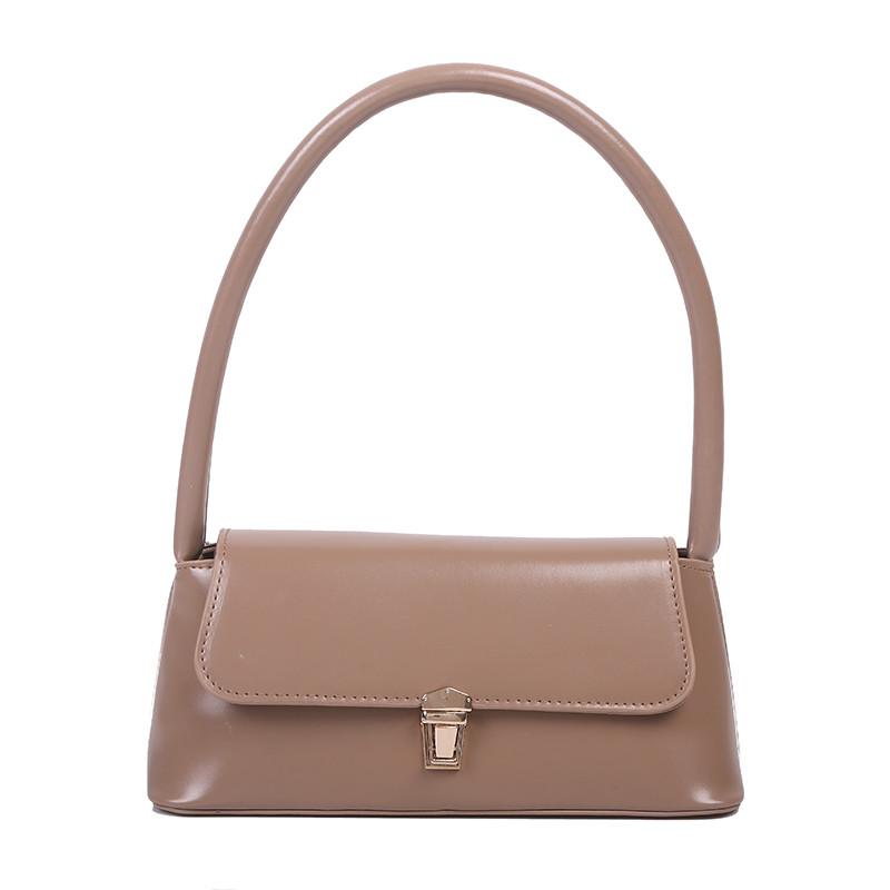 """Женская мини сумка на плечо """"Прада 2020"""" в стиле ретро, бежевая"""