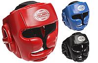 Шлем боксерский с полной защитой Zelart 1367 (шлем бокс): размер M-XL (3 цвета), фото 1
