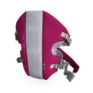 Кенгуру (Слинг-рюкзак) Lorelli Discovery Красный (10010080004)