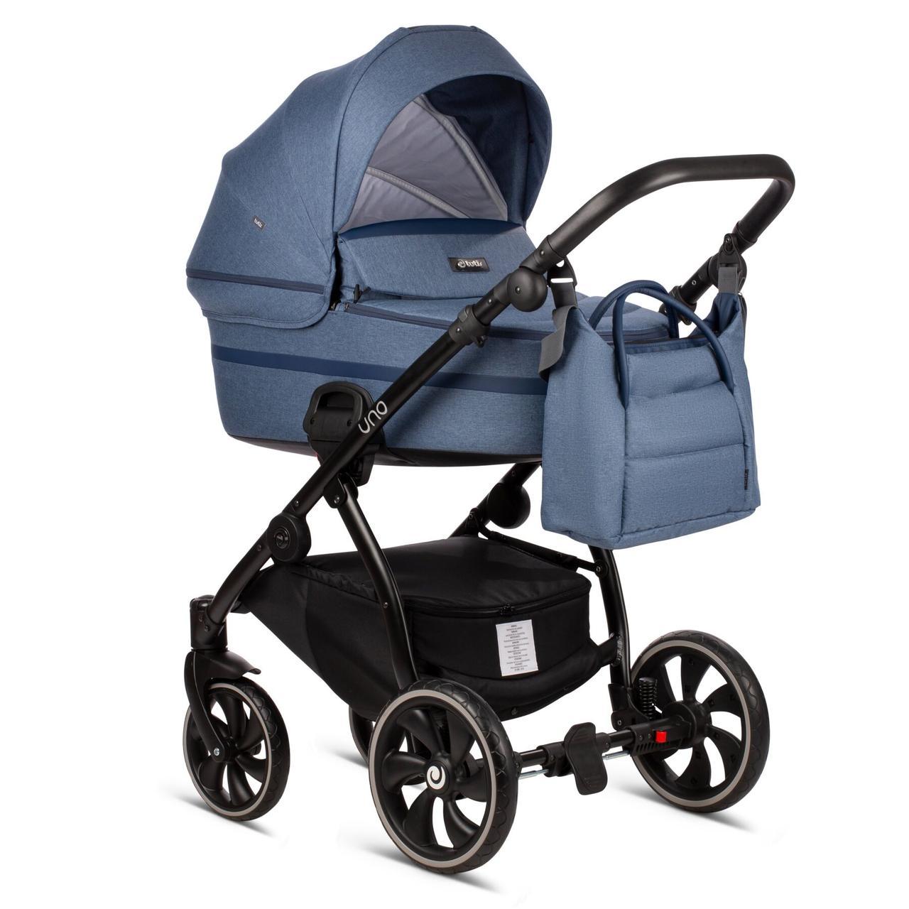 Детская универсальная коляска 2 в 1 Tutis Uno Plus Aqua/152