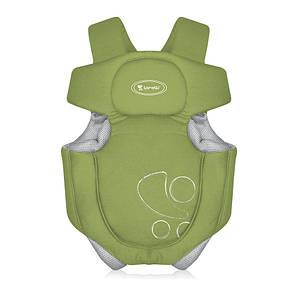 Кенгуру (Слинг-рюкзак) Lorelli Traveller Зелёный (10010060003)