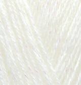 Пряжа для вязания Ангора голд СИМЛИ молочный 62