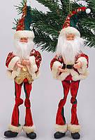 Новогодняя игрушка Санта, 36см