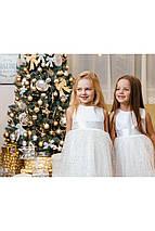 Нарядное детское платье для девочки NP-34, фото 3