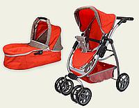Детская коляска трансформер для кукол Melogo