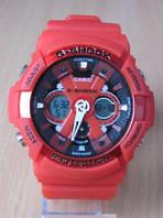 Реплика Casio(Касио) G-Shock GA200 красный