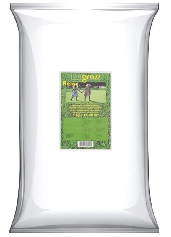 Газонная трава DLF Trifolium Luxgrass Релакс универсальная 20 кг