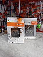 "Ланцюг Stihl 57 ланок суперзуб / для електро та бензопил / оригінал STIHL 3/8"" SUPER 57"