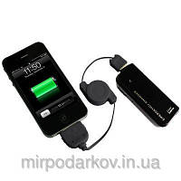 Аварийное зарядное устройство для телефона от 2х батареек АА Купить: http://mirpodarkov.in.ua/p66217885-avarijnoe-zaryadnoe-ustrojstvo.html