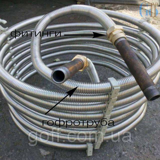 Кожухотрубный конденсатор ONDA M 49 Пушкино