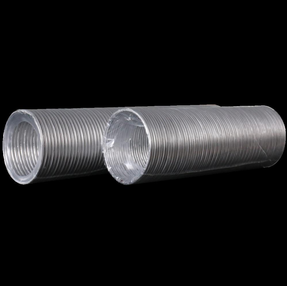 Воздуховод алюмінієвий Ера гофрований 80 мм х 3 м (60-149)