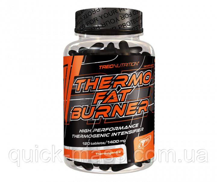 Жиросжигатель Trec Nutrition Thermo Fat Burner Мах 120 caps